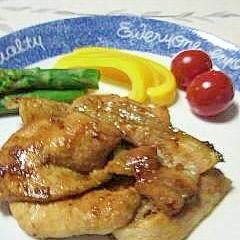 調理法でも楽しみ方色々「豚肉」が主役の献立