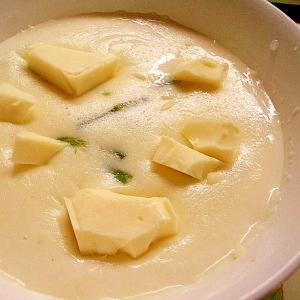 帆立チーズクリーム煮