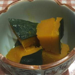 ホクホク甘〜いかぼちゃの煮物