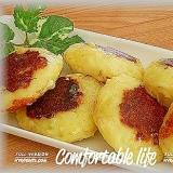 ☆彡ジャガイモのチーズおやき