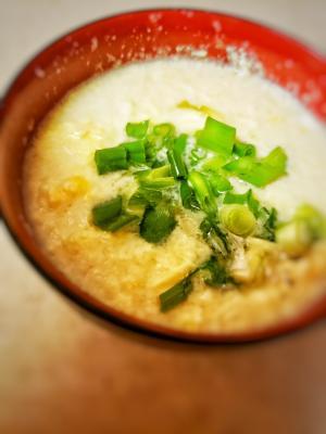 卵の中華スープ♪