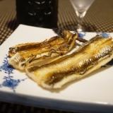 【宮城食材】穴子の酒焼き