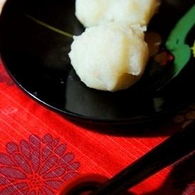 柚子胡椒香る、しっとり大人の長芋きんとん
