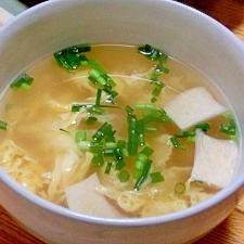 タマゴとコーンの中華スープ つぶつぶタイプ