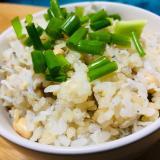 大豆&しらす炊きご飯