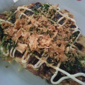 【糖質制限】おからと豆腐のふわっとお好み焼き