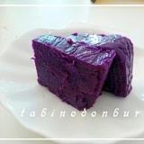 紫いもの芋ようかん