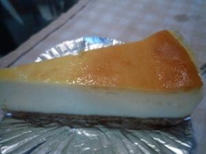 絶品 手土産にもベイクドチーズケーキ