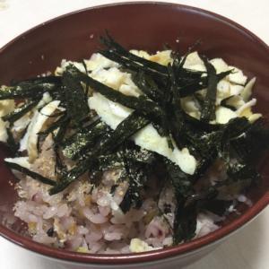 アセロラ酢でちらし寿司風混ぜ御飯