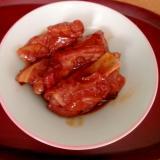 焼酎霧島&圧力鍋で☆豚スペアリブの煮物