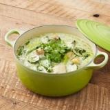 [ル・クルーゼ公式] グリーンカレースープ