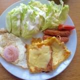 【糖質制限】高野豆腐のフレンチトースト