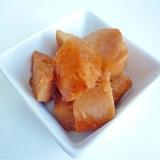 赤芽芋の煮物