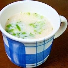 粕汁風コンソメスープ