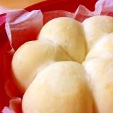HBで簡単白パン