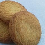 サックリ♪ココナッツオイルクッキー