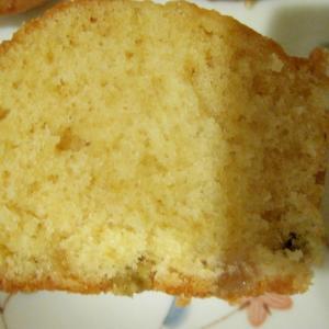 しょうがのパウンドケーキ
