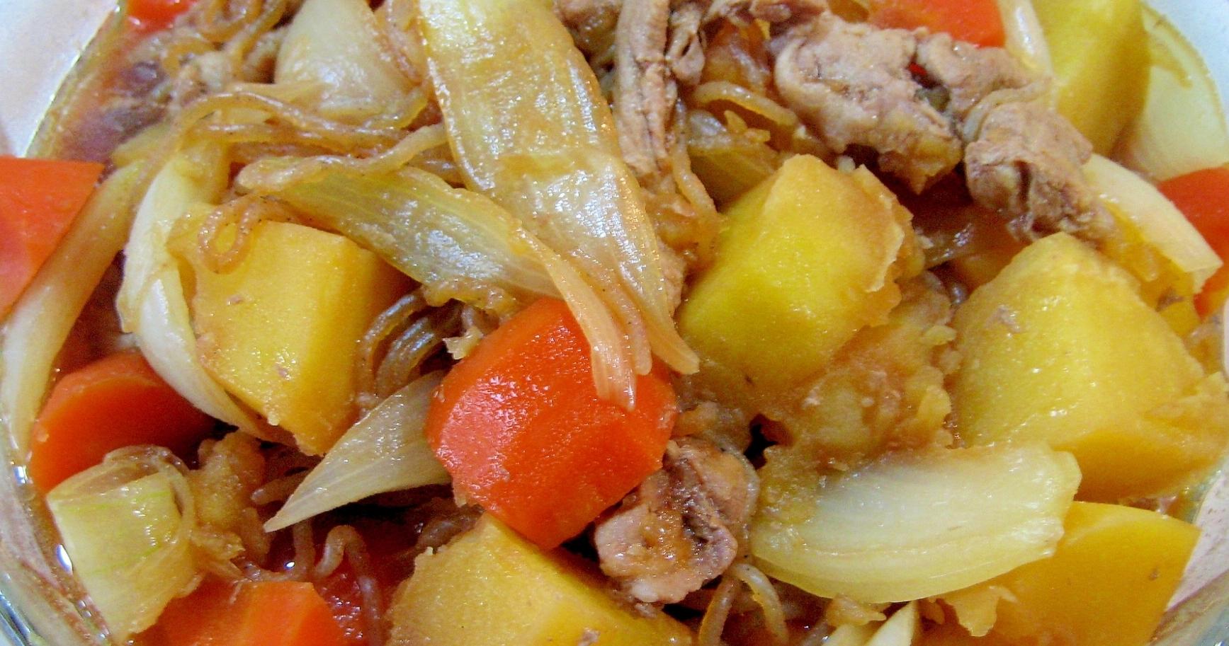 夏の料理はレンジにお任せ♪コンロいらずのボリューム満点肉料理!