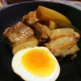 さっぱり食べやすい☆豚の角煮