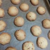 ヘーゼルナッツのアイスボックスクッキー