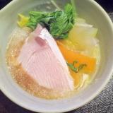冬の贅沢♪簡単に作れる鰤しゃぶ鍋