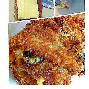 さんまのチーズフライ レシピ/20分