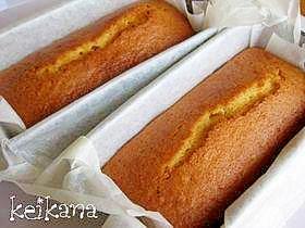 HMとプリンで超簡単☆カスタードケーキ