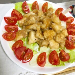 【1人前30円‼】柔らかしっとり鶏むね肉の甘辛焼き