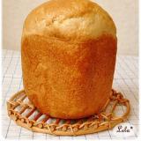 白神こだま酵母の生クリーム食パン