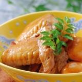 手羽先と里芋の煮物