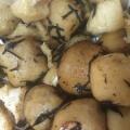 ひじきと里芋の煮物