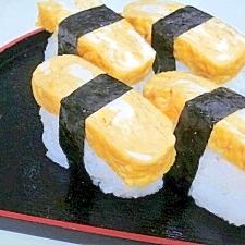 寿司屋のギョク(卵)☆ 「だし巻き卵」