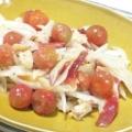 ほっき貝のオリーブマリネ