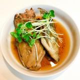 酒の肴に☆鮭の頭の生姜煮