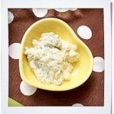 【離乳食 初期ごっくん期】しらす豆腐の白和え