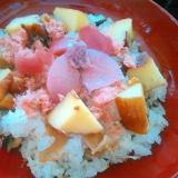 桜☆散らし寿司