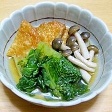 たまねぎ天と野菜の煮物