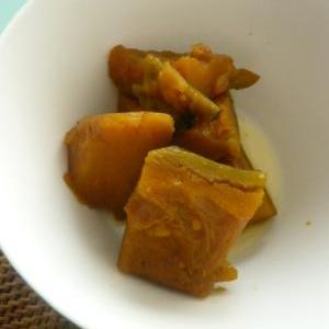 かぼちゃのほっこり煮