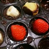 たこ焼き器でチョコレートフォンデュ