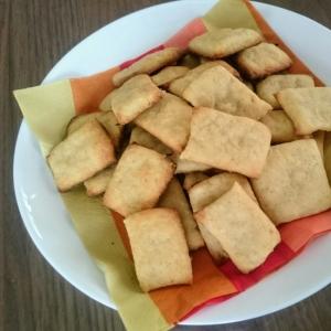 ビニール袋で簡単!ポリポリおからクッキー