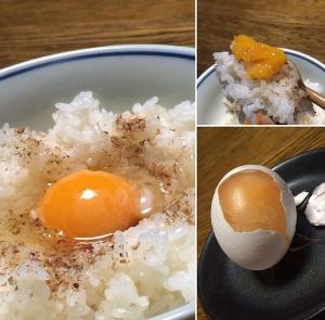超濃厚!冷凍卵かけご飯