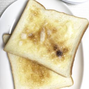 サクッとモチっと!トーストの焼き方