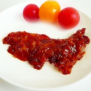 豚肉のピリ辛味噌漬け