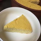 【糖質制限】おからチーズケーキ