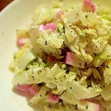 モリモリ食べられる白菜サラダ