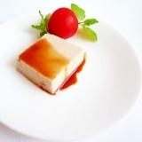 ピーナッツバター豆腐 ジーマミー豆腐風