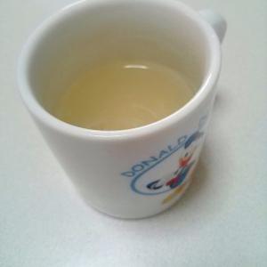 塩レモン葛湯