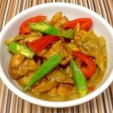 夏バテ解消‼︎夏野菜と鶏もも肉のカレー煮