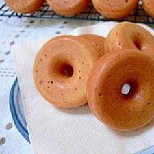 みたらし風!?きな粉の焼きドーナツ