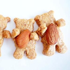 アーモンド&アーモンドクッキー